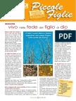 Piccole Figlie n.1 (Febbraio - Aprile 2012)