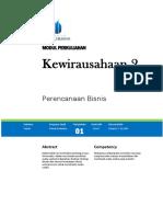 KWH2 Modul 1 Perencanaan Bisnis