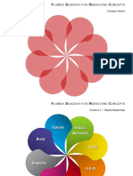 Flower Diagrams PowerPoint