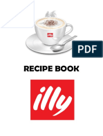 Illy Coffee Recipe Book