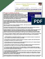Crain's Petrophysical Handbook - Petrophysical Log Quality Control