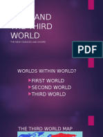 INDIA AND THE THIRD WORLD PPT