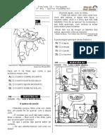 Simulado 26 (L. P - 3º Ano) - Blog Do Prof. Warles