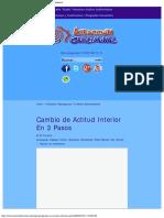 Reprogramar Tu Mente Subconsciente _ Atracción Subliminal.pdf