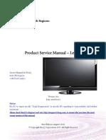 Benq LCD TV SQ4231