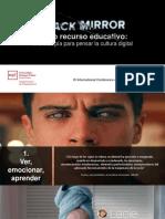 Black Mirror como recurso educativo