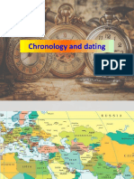 Chronology and Dating