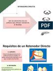 Retenedores Directos
