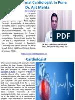 Best Cardiologist In Pune | Cardiologist In Pune - Dr Ajit Mehta