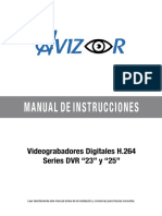 Dvr 2xxx Manual