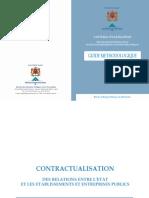 Guide Méthodologique de La Contractualisation (Version Française)