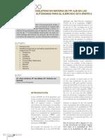 Novedades ITP-AJD 2013