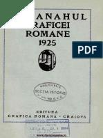 Almanahul Graficei Romane 1925