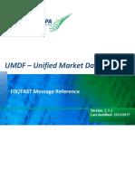 [Bovespa] UMDF Message Reference v2.1.2