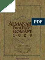 Almanahul Graficei Romane 1929