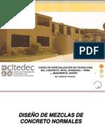Diseños de Mezcla