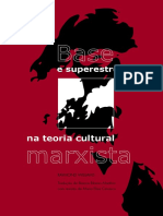 Raymond Williams - Base e Superestrutura Na Teoria Marxista