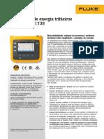 Analisadores de Energia Fluke 1736 e Fluke 1738pdf