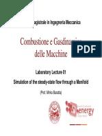Lab01 Intake Manifold