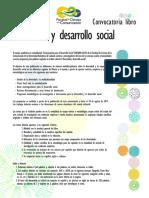 Convocatoria Diversidad y Desarrollo Social