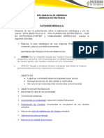 ACTIVIDAD No. 4 - PLANEACIÓN ESTRATÉGICA.doc