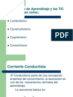 corrientes contemporaneas y tic.ppt