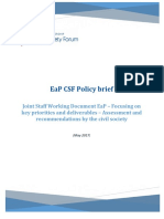 EaP CSF Policy Brief_2020 Deliverables