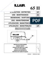 Manual Operador SULLAIR 65K