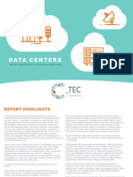 Data Centers – Jobs and Opportunities in Communities Nationwide