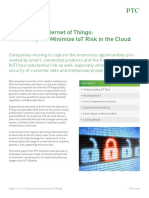 PTC IoT CloudSecurity WP