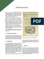 Naturalis Historia