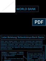 WORLD BANK PAPER PRESENTATION