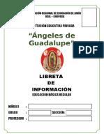 Libreta de Informacion