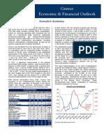 Greece Economic & Financial Outlook