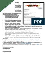 Definición de Carta Comercial y Sus Partes
