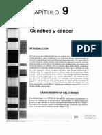 Genética y Cáncer