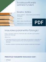 337103035 Masurarea Parametrilor Fiziologici Prezentare Powerpoint (1)