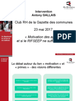 Intervention Club RH Rennes Antony Gallais CD35