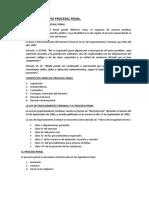 Tema 10 Derecho Procesal Penal Resumen