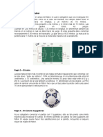 17 Reglas de Futbol