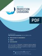 Informe Junio Escenario Electoral Matanza