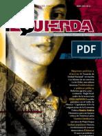 Revista Izquierda No3 - julio de 2010