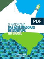 O Panaroma Das Aceleradora de Startups No Brasil