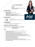 Professional Resume Format (4).docx