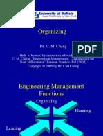 5b - Organizing