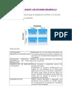 Matriz de Ansoff ó de Opciones Desarrollo y Mariz Bgc