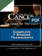 TheQuestforTheCures-7EpisodeTranscriptsEbook