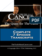 TheQuestforTheCures-7EpisodeTranscriptsEbook