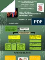 Farmacología Renal