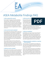 ASEA MetaboliteFindings FAQ May2012